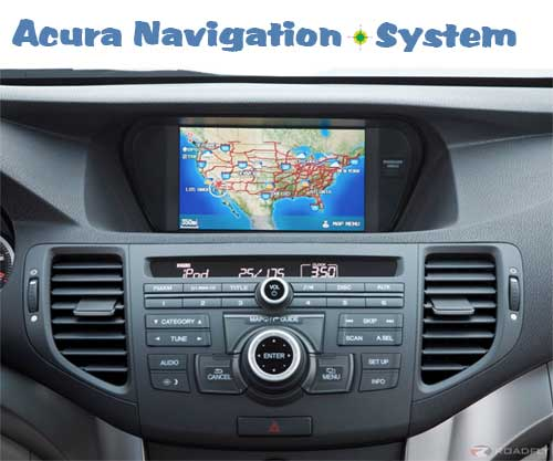 How to Hack An Acura Navigation System