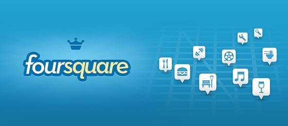 Foursquare-Android-App