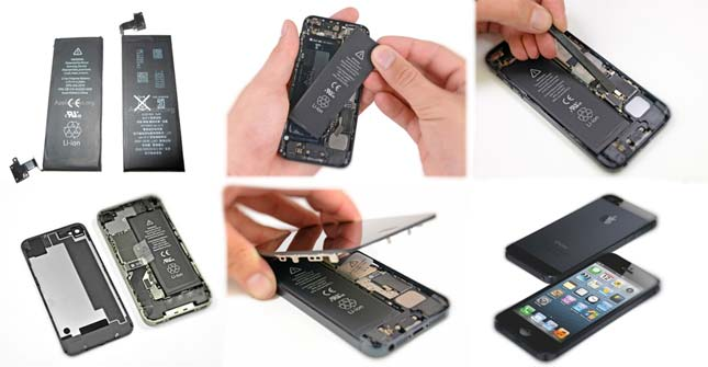 iPhone 5 Battery Troubleshooting