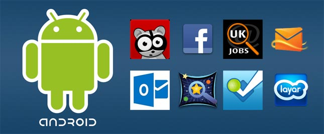 Most Downloaded Android Apps In Year 2012