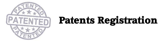 Patents Regestration