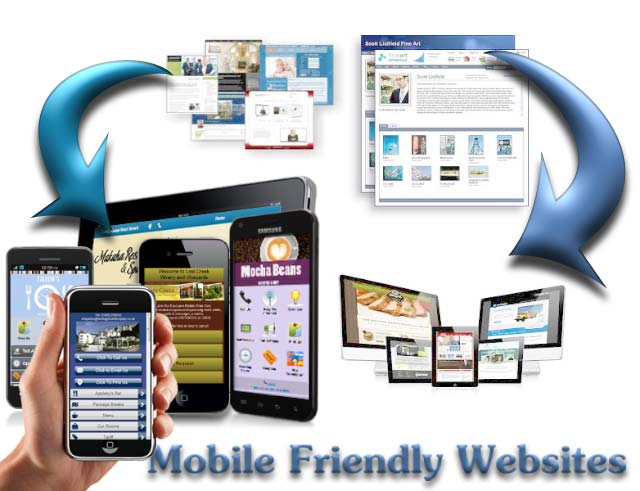 Creating Mobile Friendly Websites
