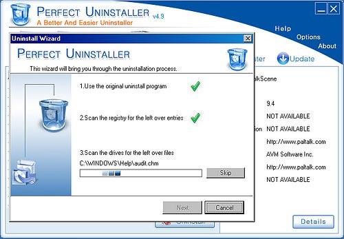 Unwanted Programs